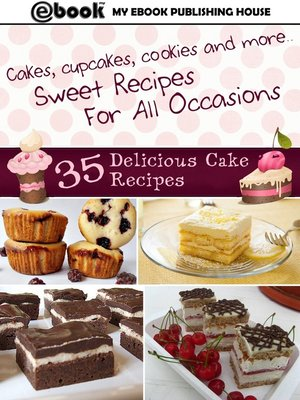 cover image of 35 Delicious Cake Recipes
