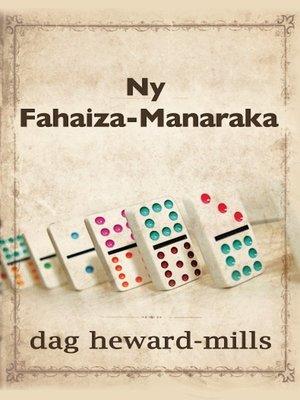 cover image of Ny Fahaiza-Manaraka