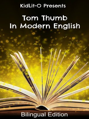 cover image of Tom Thumb In French and English (Bilingual Edition)