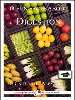 cover image of 14 Fun Facts About Digestion
