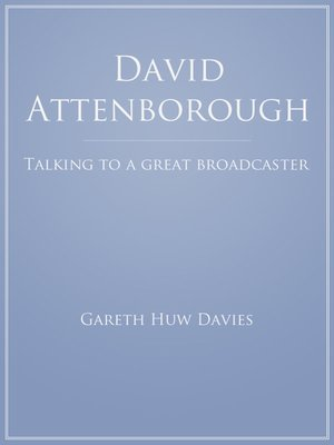 cover image of David Attenborough
