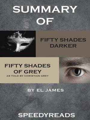 cover image of Summary of Fifty Shades Darker and Grey