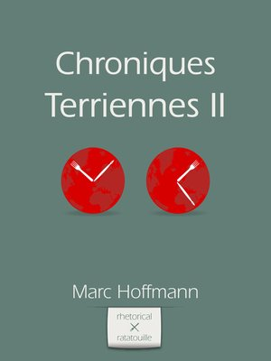 cover image of Chroniques Terriennes (Volume II)