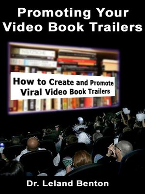 cover image of Promoting Your Video Book Trailers