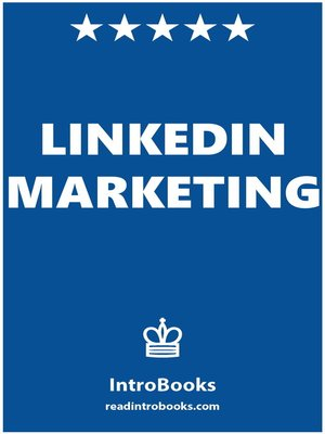 cover image of LinkedIn Marketing