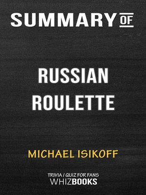 cover image of Summary of Russian Roulette
