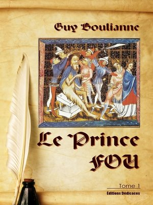cover image of Le Prince Fou (tome 1)