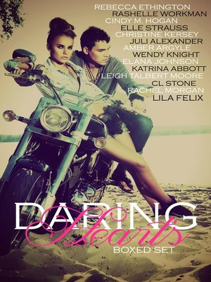 cover image of Daring Hearts