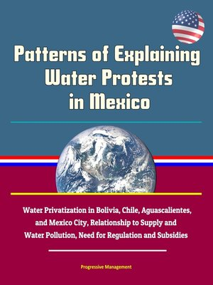 cover image of Patterns of Explaining Water Protests in Mexico
