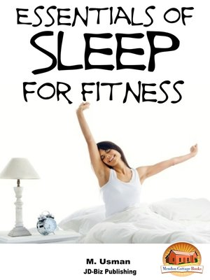 cover image of Essentials of Sleep For Fitness