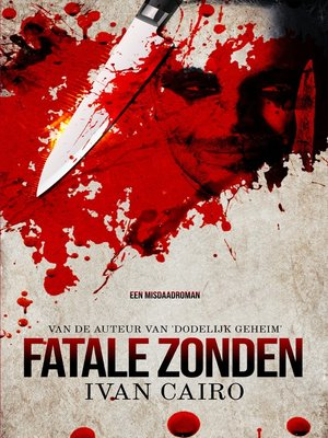 cover image of Fatale Zonden