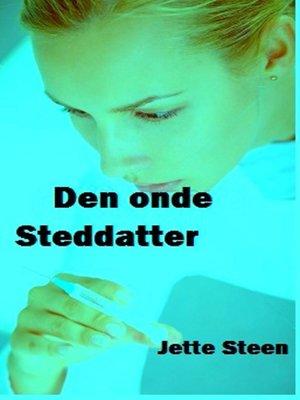 cover image of Den onde steddatter