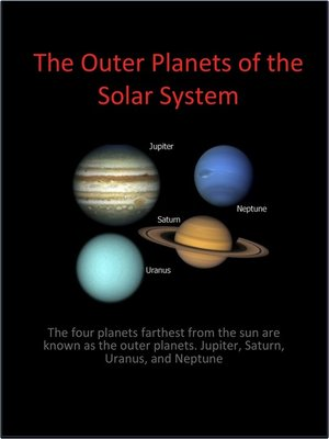cover image of Outer Planets of the Solar System