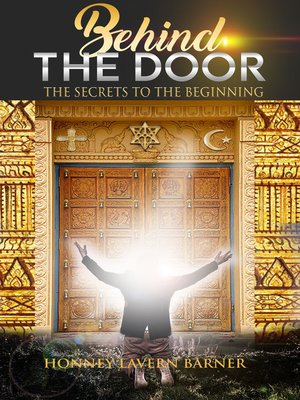 cover image of Behind the Door