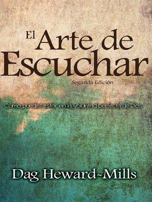 cover image of El Arte De Escuchar