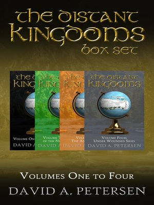 cover image of The Distant Kingdoms Series