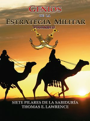 cover image of Genios de la Estrategia Militar Volumen II