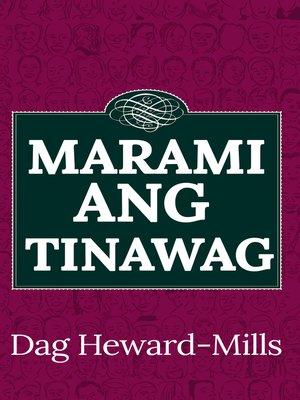 cover image of Marami ang Tinawag