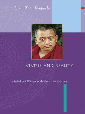 cover image of Virtue and Reality