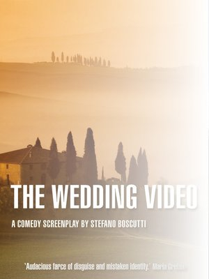 cover image of The Wedding Video (Screenplay)