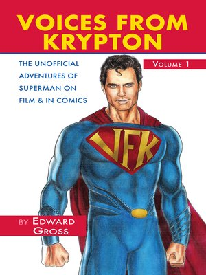 cover image of Voices From Krypton