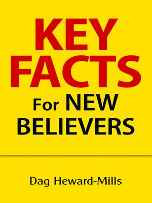cover image of Key Facts for New Believers