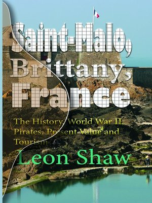 cover image of Saint-Malo, Brittany, France