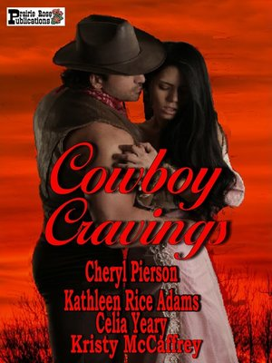 cover image of Cowboy Cravings