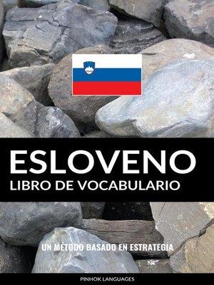 cover image of Libro de Vocabulario Esloveno