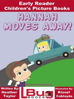 cover image of Hannah Moves Away!