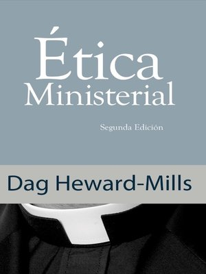 cover image of Ética Ministerial