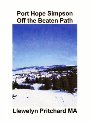cover image of Port Hope Simpson Off the Beaten Path Vol 2