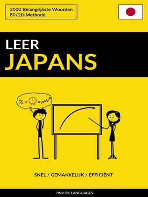 cover image of Leer Japans