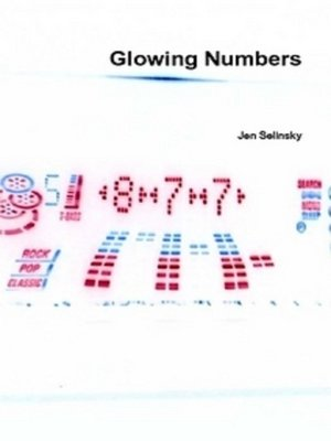 cover image of Glowing Numbers