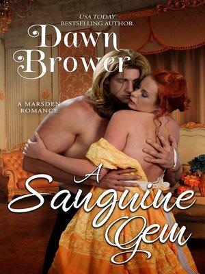 cover image of A Sanguine Gem