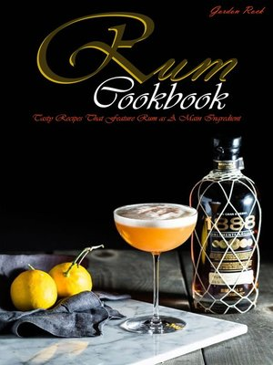 cover image of Rum Cookbook
