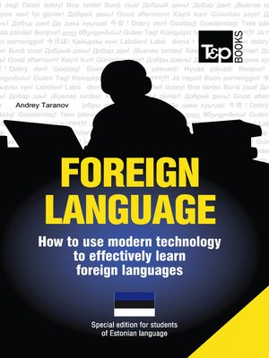 cover image of FOREIGN LANGUAGE