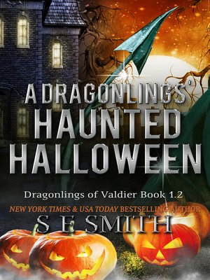 cover image of A Dragonlings' Haunted Halloween