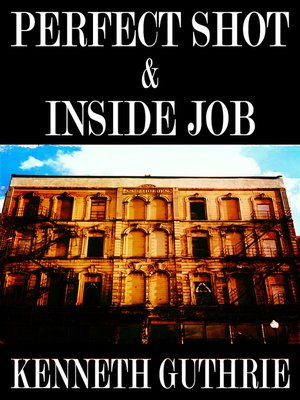cover image of Perfect Shot and Inside Job (Two Story Pack)