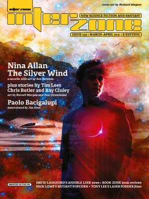 cover image of Interzone 233 Mar