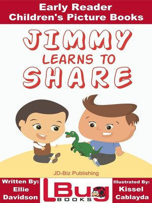cover image of Jimmy Learns to Share