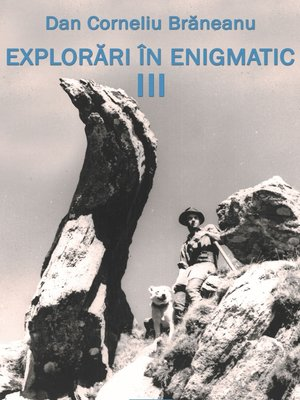 cover image of Explorari in enigmatic