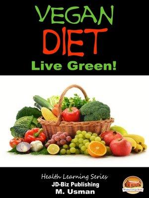 cover image of Vegan Diet