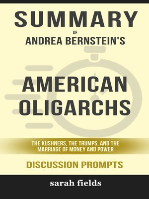 cover image of Summary of American Oligarchs