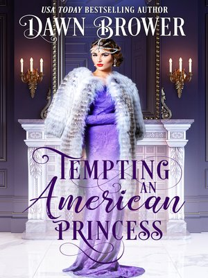 cover image of Tempting an American Princess