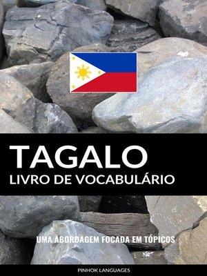 cover image of Livro de Vocabulário Tagalo