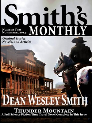cover image of Smith's Monthly #2