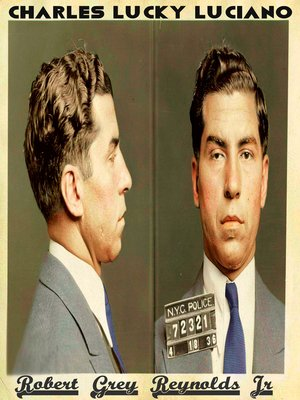 cover image of Charles Lucky Luciano