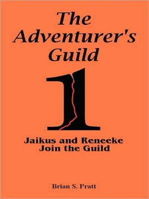 cover image of #1-Jaikus and Reneeke Join the Guild
