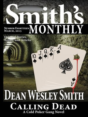 cover image of Smith's Monthly #18